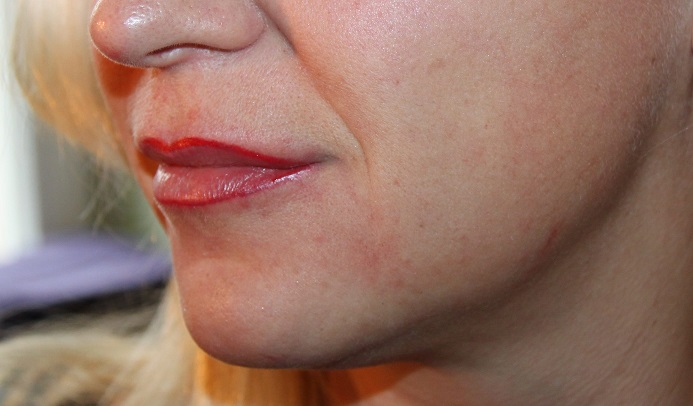 Bild Permanent Make-up Lippenkontur